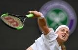 Остапенко вперше в кар'єрі пробилася в півфінал на Wimbledon