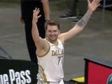НБА. Победный трехочковый баззер-биттер Луки Дончича возглавил топ-10 моментов 14 апреля (Видео)