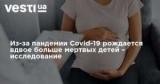 Из-за пандемии Covid-19 рождается вдвое больше мертвых детей – исследование