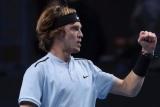 Next Gen ATP Finals. Рубльов за п'ять сетів зломив опір Куинци