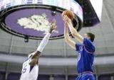 20 очок Михайлюка допомогли «Канзасу» здобути перемогу в матчі NCAA