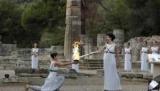 У Греції запалили вогонь зимових Олімпійських ігор-2018