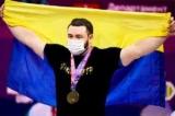 Сборная Украины выиграла медальный зачёт чемпионата Европы по тяжёлой атлетике в Москве