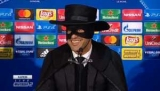 Футбол: Пауло Фонсека прийшов на прес-конференцію в костюмі Зорро